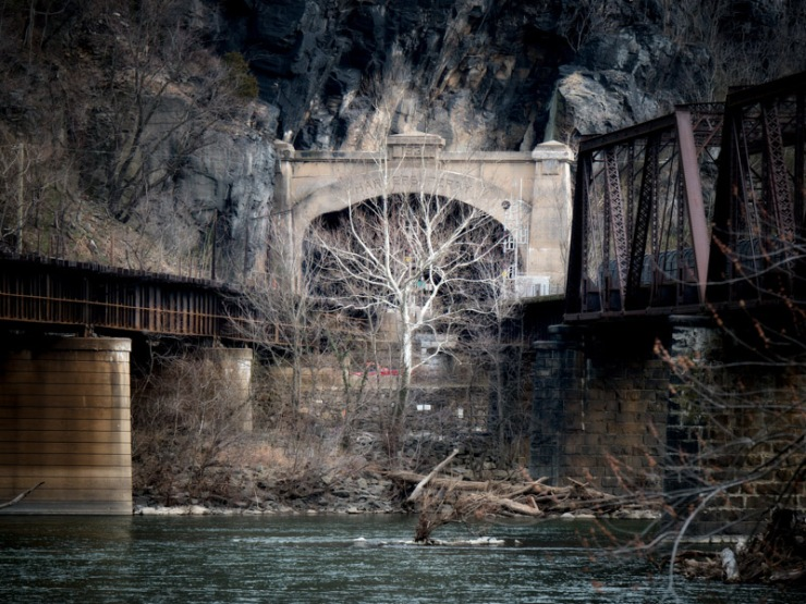 Harper's Ferry Tunnel